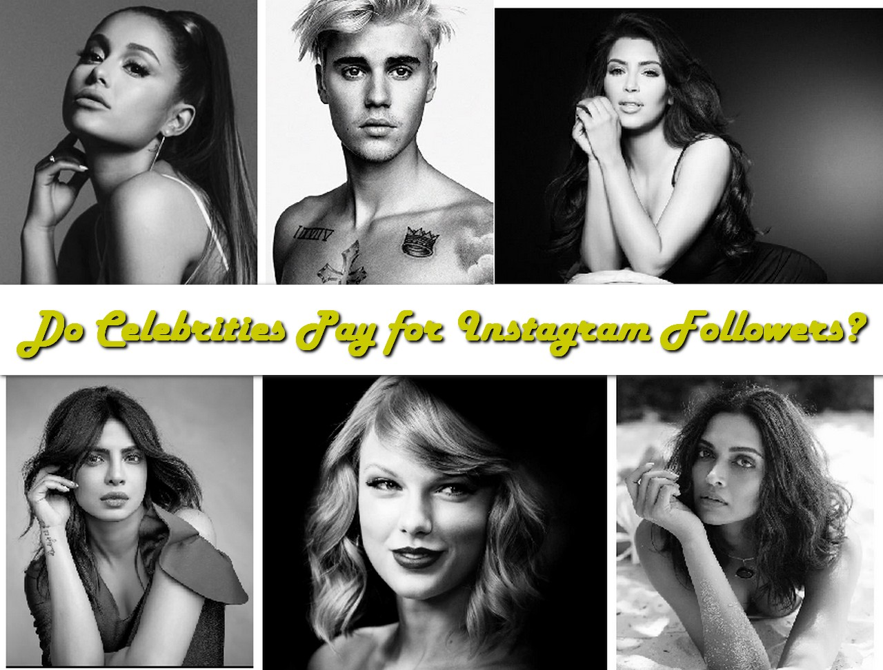 Do Celebrities Pay for Instagram Followers?